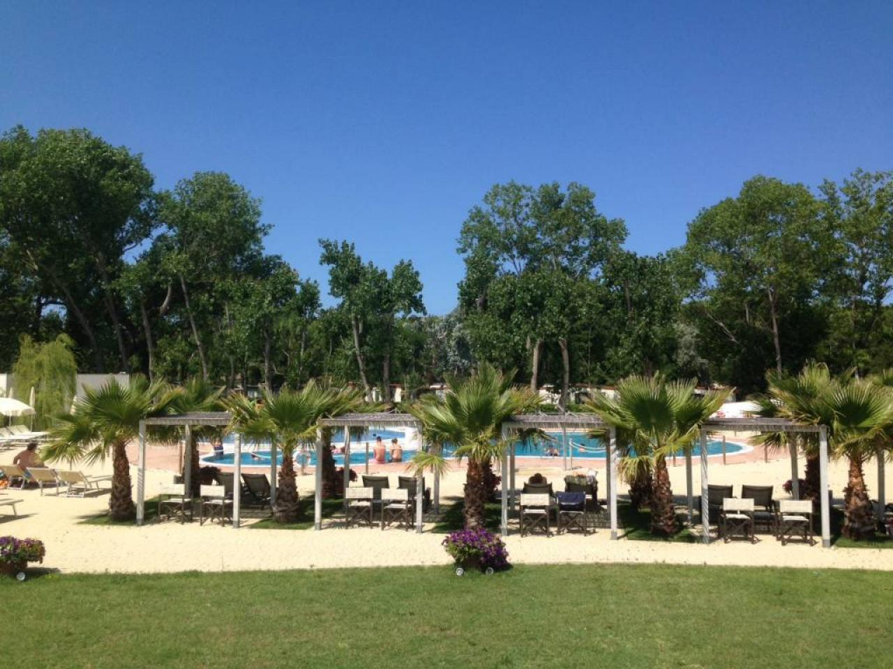 Campsite with Pool in Tuscany
